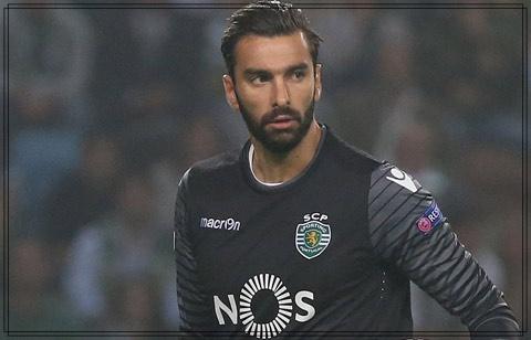 【ポルトガル】ゴールキーパーのルイ・パトリシオがイケメン!【画像】
