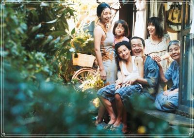 【万引き家族】海のおばあちゃんとラストの祥太の口パクは何て言ったの?感想と考察!