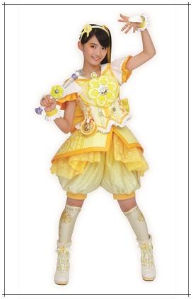 【マジマジョ】ミツキ役EXPG鶴屋美咲がかわいい画像!年齢,中学校は?