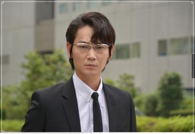 【ハゲタカ】綾野剛のスーツ姿がイケメンだけど髪型が変?【画像】