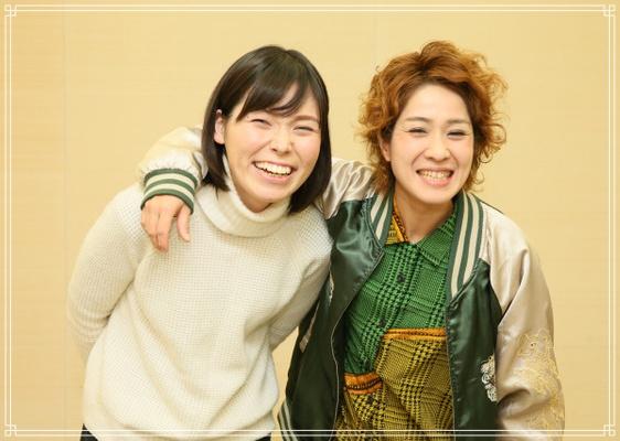 【はしご酒】誠子の好きなイケメンは誰?まとめ髪もかわいい!【画像】