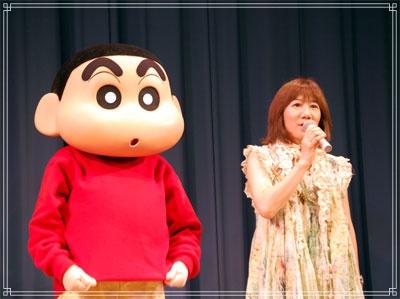 クレヨンしんちゃん声優の後任は誰?平野綾でルパン形式が濃厚?!